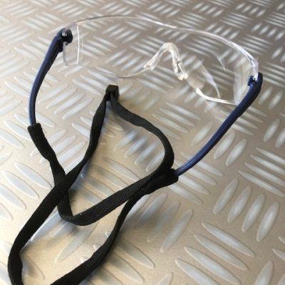 Veiligheidsbril Carboglas